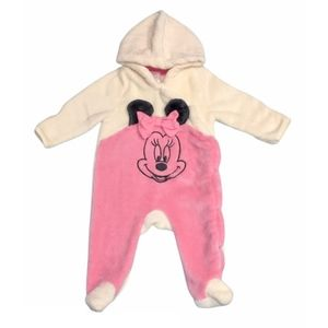 Baby girl minnie mouse one piece